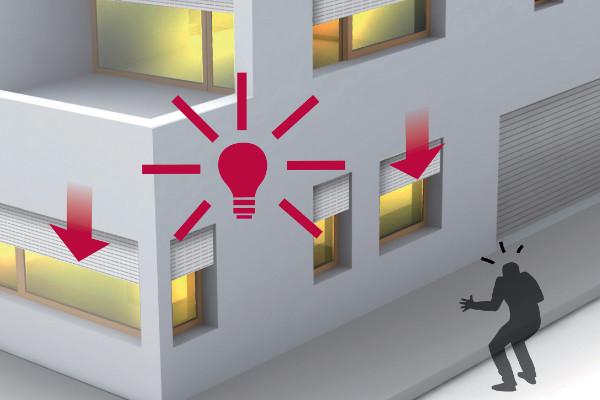 smart home f r komfort sicherheit zu hause mit apps fernsteuerung. Black Bedroom Furniture Sets. Home Design Ideas
